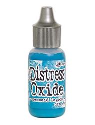 Ranger - Tim Holtz Distress Oxide Ink Refill - Mermaid Lagoon (0.5 fl.oz.)