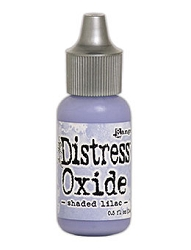 Ranger - Tim Holtz Distress Oxide Ink Refill - Shaded Lilac (0.5 fl.oz.)