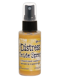 Ranger - Tim Holtz Distress Oxide Spray Ink - Fossilized Amber