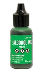 Ranger - Tim Holtz Alcohol Ink - Mojito