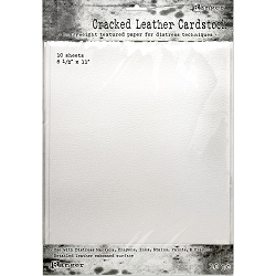Ranger - Tim Holtz Distress Cracked Leather Cardstock (8.5