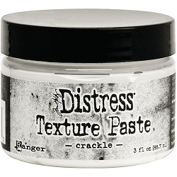 Ranger - Tim Holtz Distress Crackle Texture Paste (3oz jar)