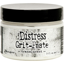 Ranger - Tim Holtz Distress Grit Paste Translucent (3oz jar)