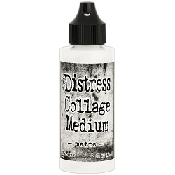Ranger - Tim Holtz Distress Collage Medium (2oz bottle)