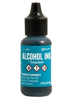 Ranger - Tim Holtz Alcohol Ink - Turquoise