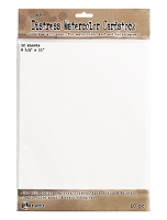 Ranger - Tim Holtz Distress Watercolor Paper (8.5