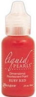 Ranger Liquid Pearls  Ruby Red