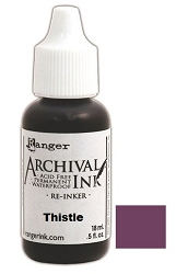 Ranger - Wendy Vecchi  Archival Ink Refill - Thistle