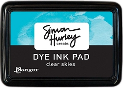 Ranger - Simon Hurley Dye Ink Pad - Clear Skies