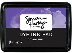 Ranger - Simon Hurley Dye Ink Pad - Crown Me