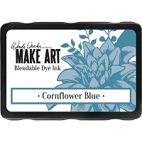 Ranger - Wendy Vecchi Make Art Blendable Dye Ink Pad - Cornflower Blue
