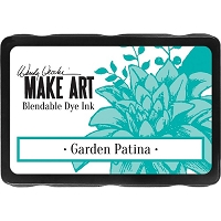 Ranger - Wendy Vecchi Make Art Blendable Dye Ink Pad - Garden Patina