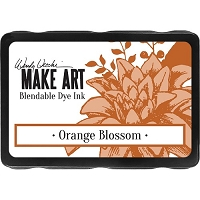 Ranger - Wendy Vecchi Make Art Blendable Dye Ink Pad - Orange Blossom