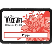 Ranger - Wendy Vecchi Make Art Blendable Dye Ink Pad - Poppy
