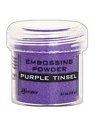 Ranger - Embossing Powder - Purple Tinsel