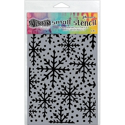 Ranger - Dyan Reaveley's Dylusions Stencil - Snowflake (Small 5