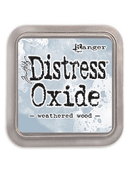 Ranger - Tim Holtz Distress Oxide Ink Pad - Weathered Wood