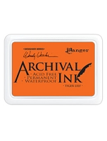 Ranger Archival Ink Pad - Tiger Lily by Wendy Vecchi