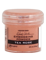 Ranger - Wendy Vecchi Embossing Powder - Tea Rose (1 oz)