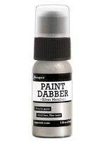 Ranger - Paint Dabber 1 oz. - Silver Metallic