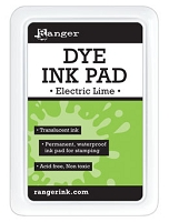 Ranger - Dye Ink Pad - Electric Lime