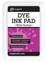Ranger - Dye Ink Pad - Wild Orchid