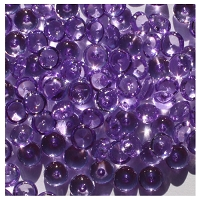 The Robin's Nest - Mini Dew Drops (4mm) - Neon Purple