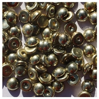The Robin's Nest - Regular (6mm) Dew Drops 1 oz bottles - Metallic Gold