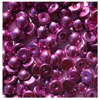 The Robin's Nest - Regular (6mm) Dew Drops 1 oz bottles - Metallic Pink