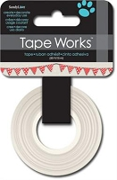 SandyLion - Tape Works Washi Tape - Red Bunting