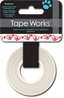 SandyLion - Tape Works Washi Tape - Hearts, Red & Pink