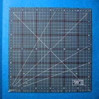 Scor Pal-Cutting Mat (metric)