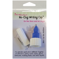 ScraPerfect - Medium No-Clog Writing Tip (7/8