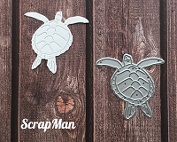 ScrapMan Dies - The Turtle