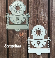 ScrapMan Dies - Nautical Steampunk