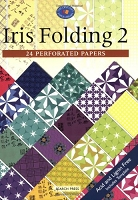 Search Press - Iris Folding 2 (24 Perforated Papers)