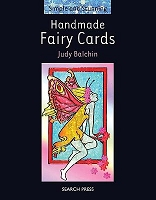 Search Press - Handmade Fairy Cards by Judy Balchin