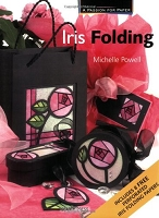 Search Press - Iris Folding by Michelle Powell