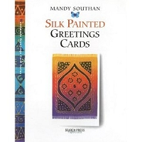 Search Press - Silk Painted Greetings Cards by Mandy Southan