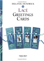 Search Press - Lace Greeting Cards by Melanie Hendrick