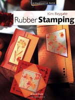 Search Press - Rubber Stamping by Kim Reygate