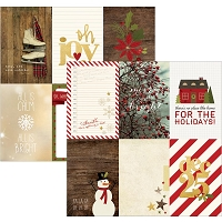 Simple Stories - Cozy Christmas Collection - 12