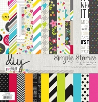 Simple Stories - DIY Boutique Collection - Collection Kit