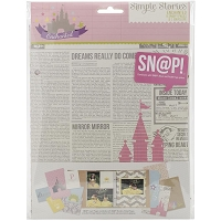 Simple Stories - Enchanted Collection - Sn@p Pages