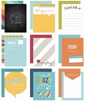 Simple Stories - Sn@p! Everyday 3x4 Cards
