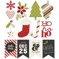 Simple Stores - DIY Christmas Bunting Banner Kit
