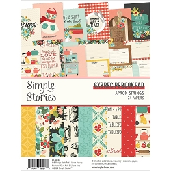 Simple Stories - Apron Strings collection - 6