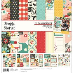 Simple Stories - Apron Strings collection