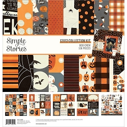 Simple Stories - Boo Crew collection Kit