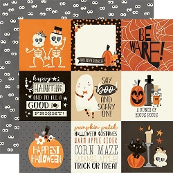 Simple Stories - Boo Crew collection - 4